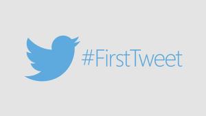FirstTweet-Twitter